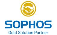 SOPHOS Gold Solution Partner